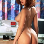 Dicke Titten mit Sexcam